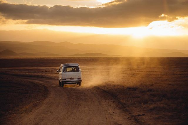 Fill your life with adventure, not things.  Have stories to tell, not stuff to show.  Happy Monday!  #wanderlust #adventure #vanlife