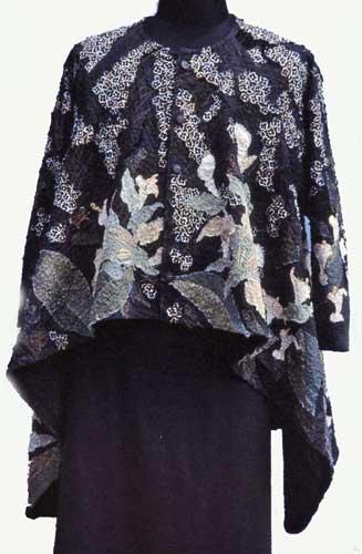 Helen Benninger Black Jacket