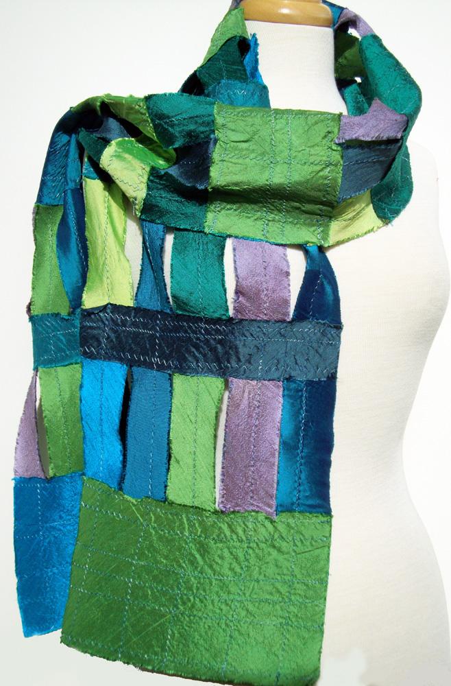 greens silk Helen Benninger.jpg