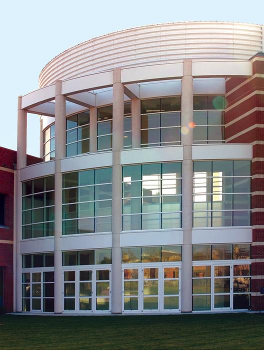 Lightweight GFRC Columns
