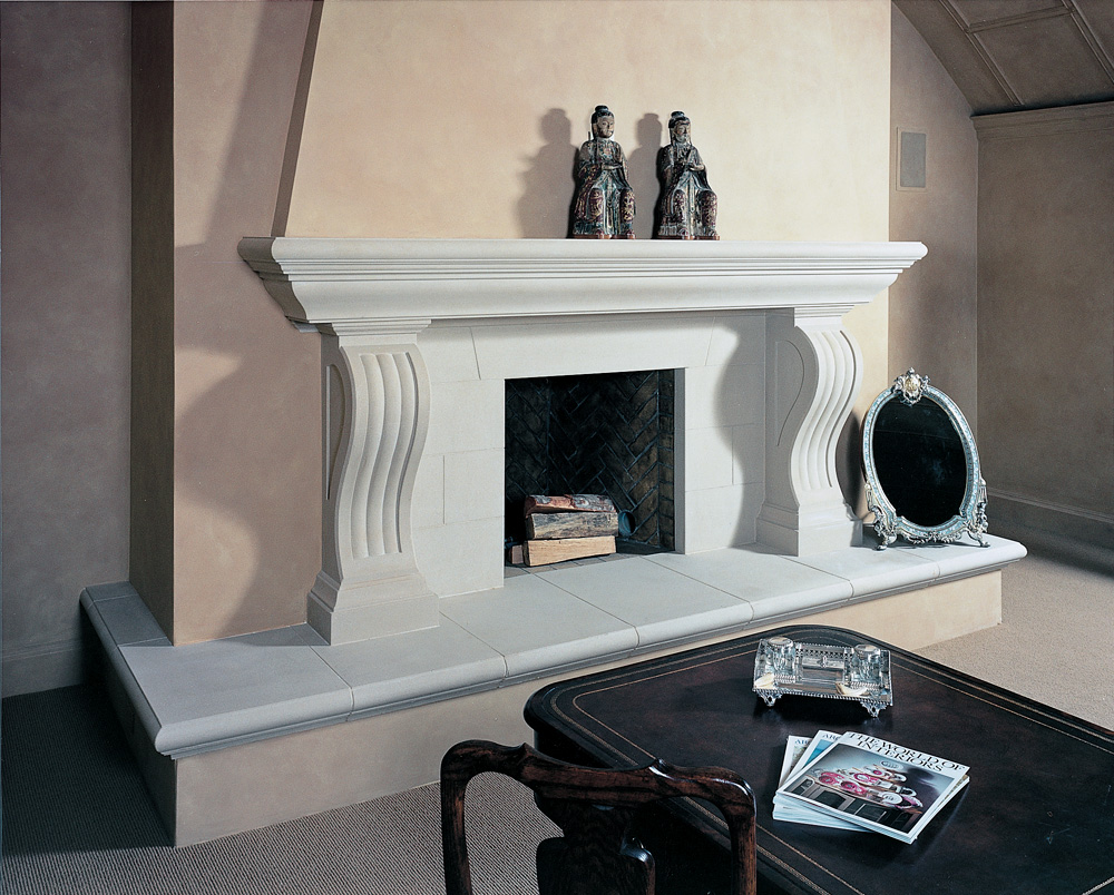 Vivaldi Mantel & Hearth