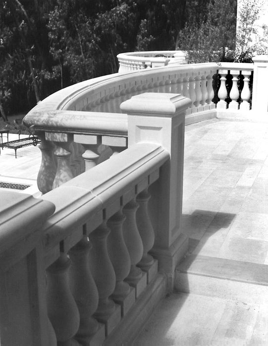 Balustrade System Style II