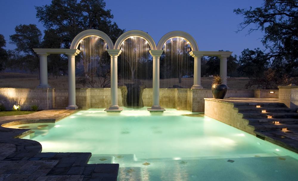 Columns & Arch Molding