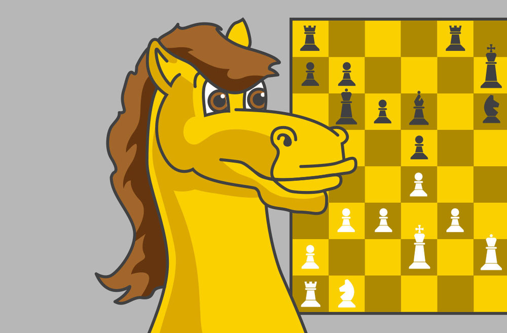 Chess teaches you planning and foresight.
