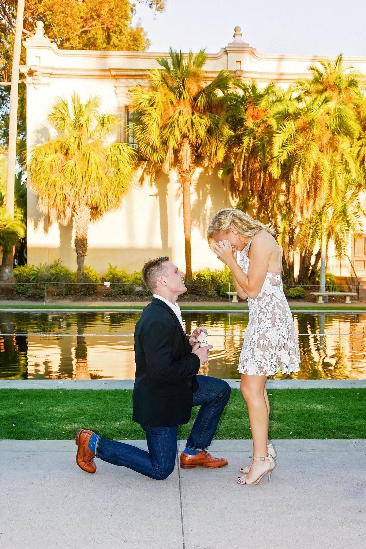 Proposal Bride Groom Engagement | Washington DC Photographer | Wedding Lifestyle & Fashion Photographer