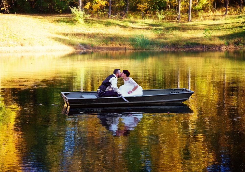 Bride and Groom Couple Boat | Washington DC Photographer | Wedding Lifestyle & Fashion Photographer