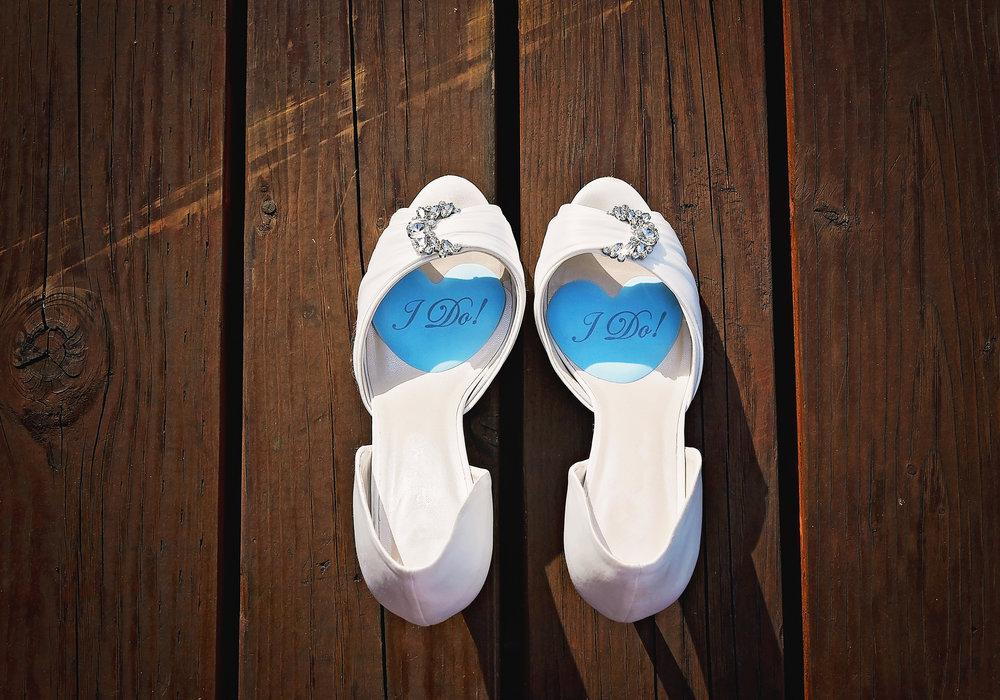 Wedding Shoes Bridal | Washington DC Photographer | Wedding Lifestyle & Fashion Photographer