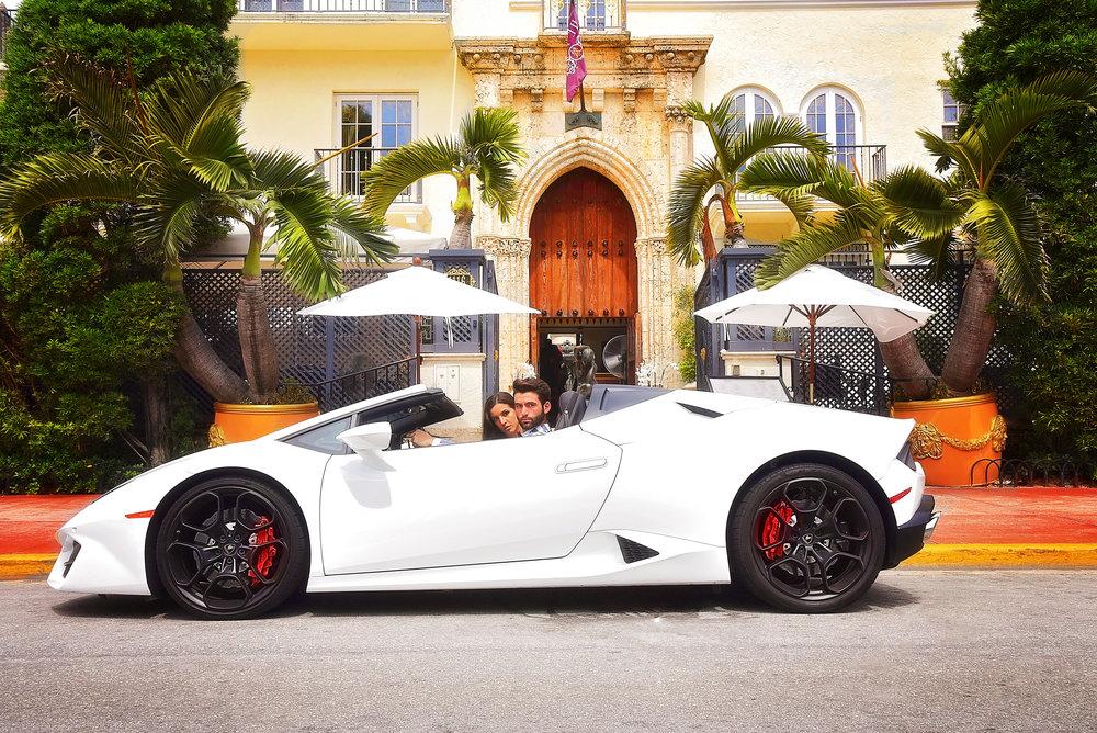 Ocean Drive, Miami Florida