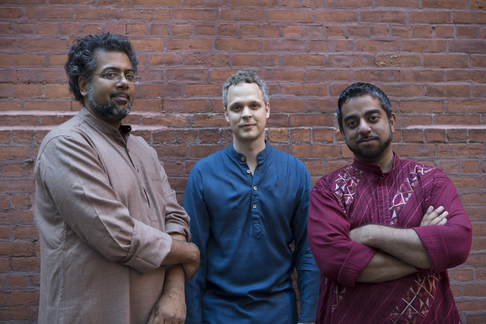 2 a.m. Arun Ramamurthy Trio