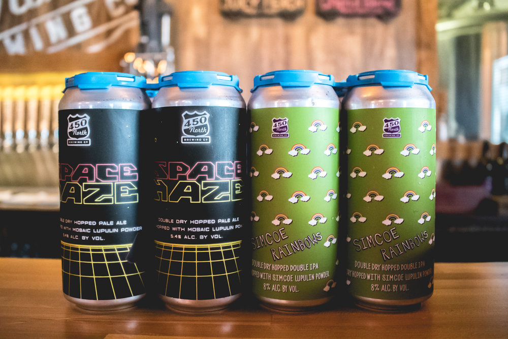 Episode 11: Brad Brookbank & Brian Pine, 450 North Brewing Company -
