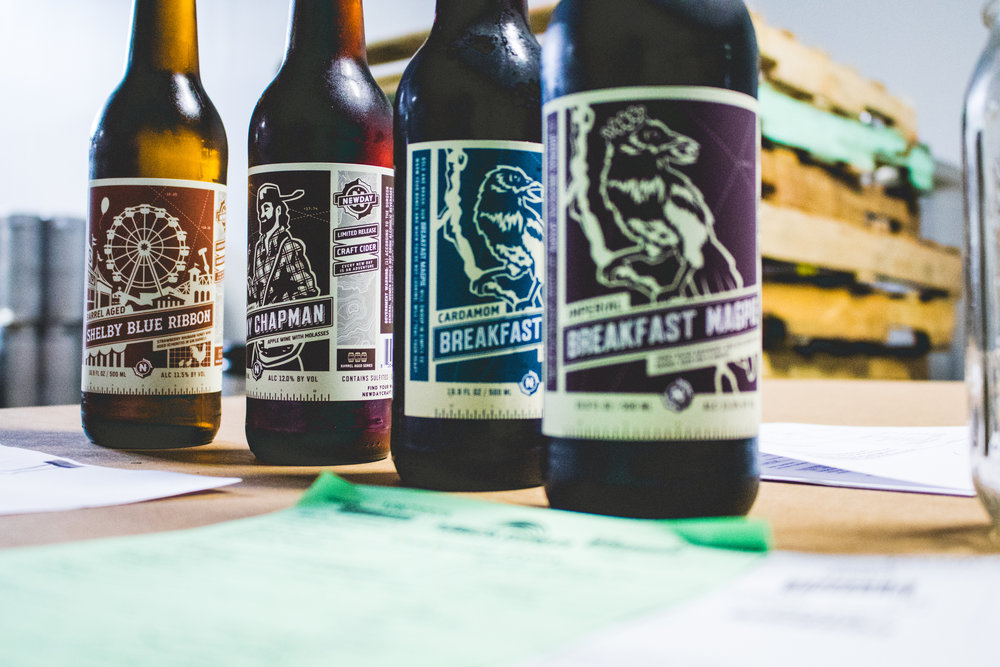 Episode 14: Tia Agnew & Brett Canaday, New Day Craft Mead & Hard Cider -