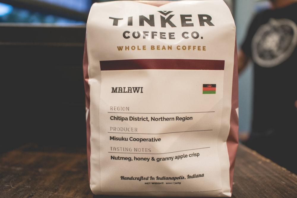 Episode 16: Steve Hall & Jeff Johnson, Tinker Coffee Co. -