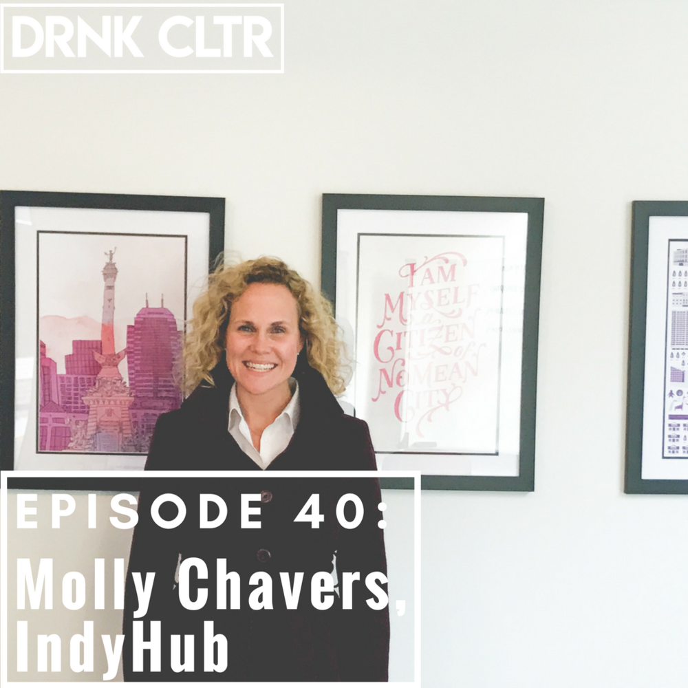 Episode 40: Molly Chavers, IndyHub -