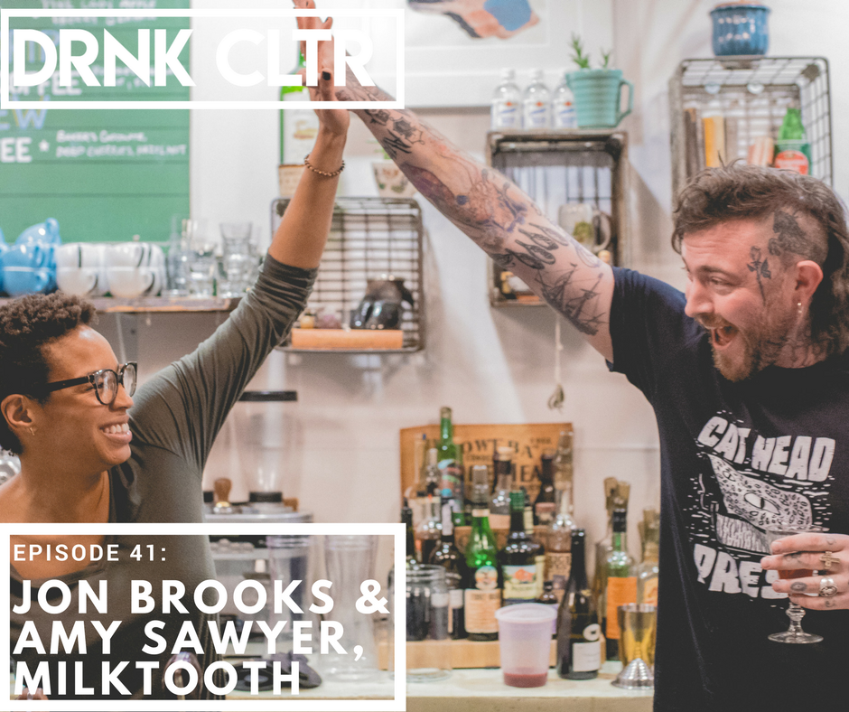 Episode 41: Jonathan Brooks & Amy Sawyer, Milktooth  -