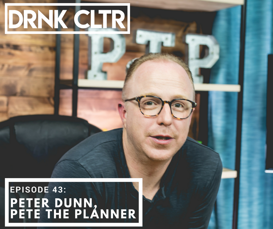 Episode 43: Peter Dunn, Pete the Planner  -