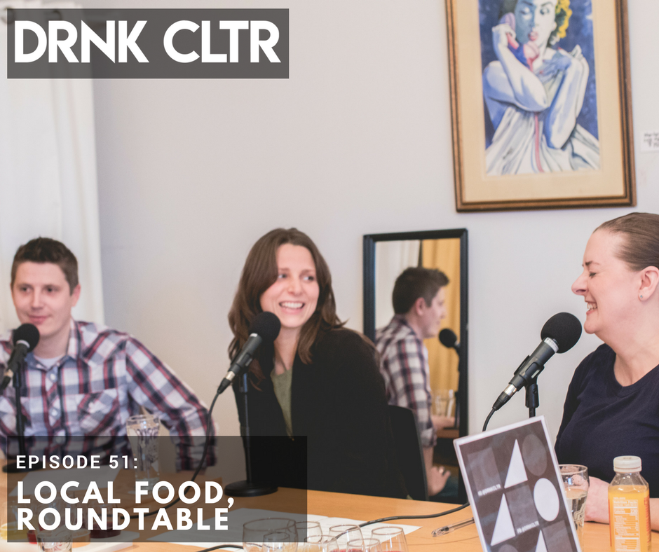 Episode 51: Local Food Round Table -