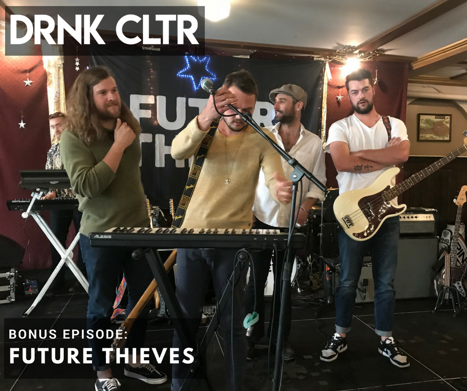 Bonus Episode:Future Thieves -
