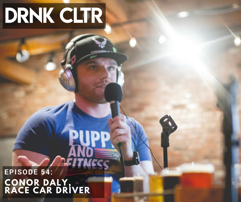 Episode 54: Conor Daly, Race Car Driver -