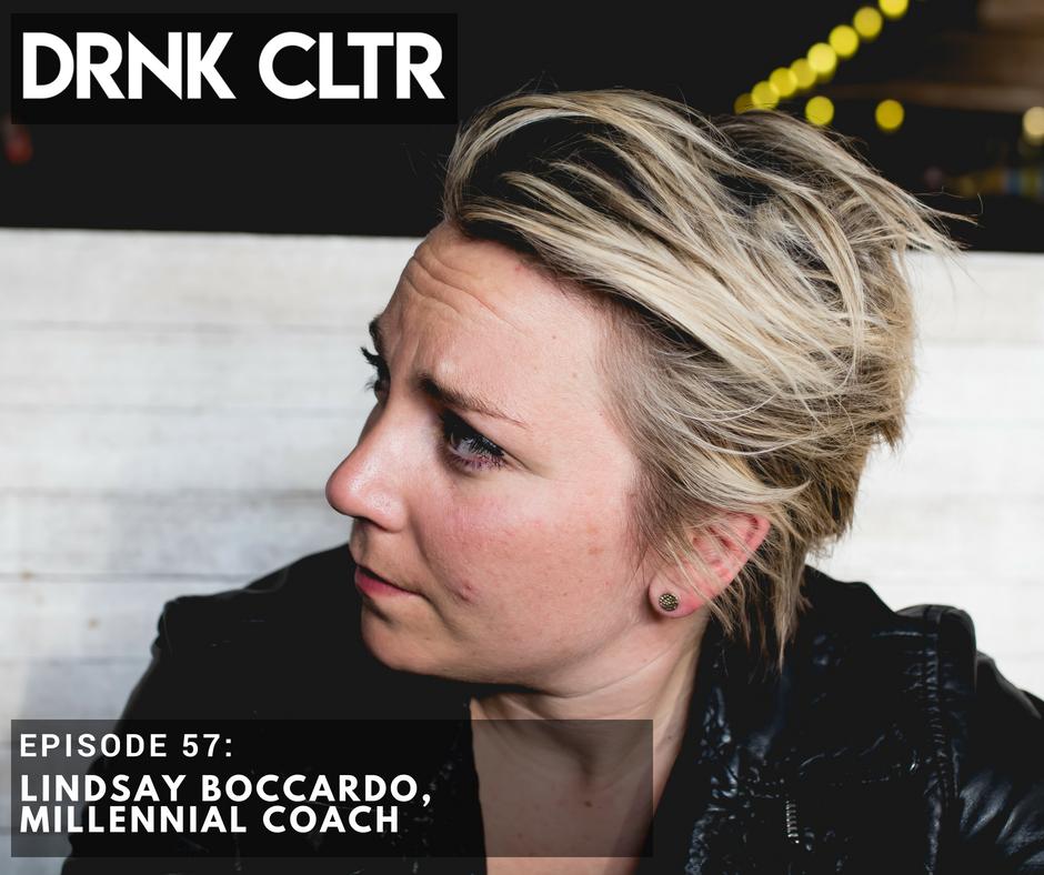 Episode 57: Lindsay Boccardo, Millennial Coach -