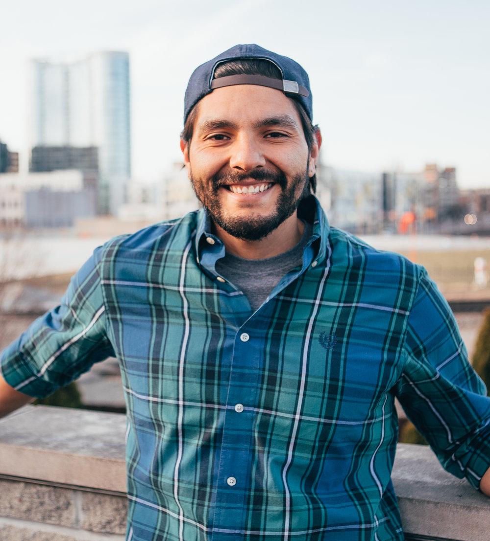 Fabian Rodriguez @fabiantime Interviewer / Co- Founder / CEO