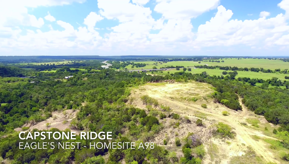 Approx. 20.6 Acre Brazos River Showplace Property - Seclusion, Topography with Multi-Million Dollar Views, and Interstate 20 Convenience all in one!Learn More →