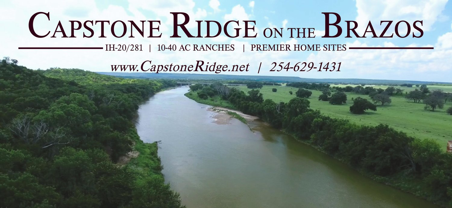 Capstone Ridge on the Brazos