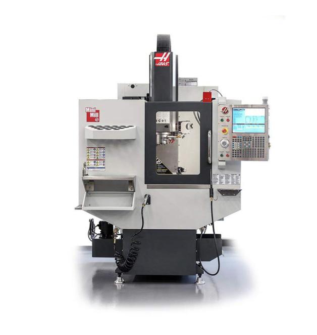 MACHINERY — CnH Precision