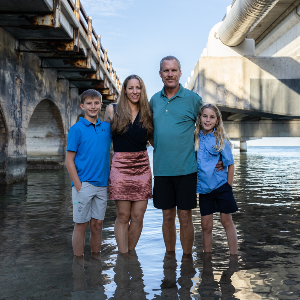 PORTRAITS - Family, Couple, and Senior portraits rooted in our unique Florida Keys adventure style!