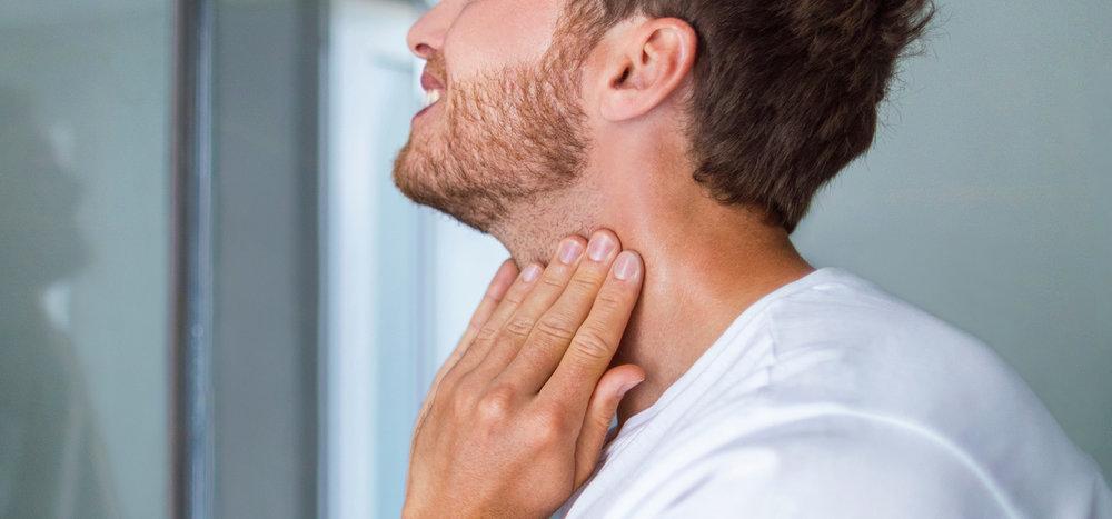 Thyroid sickness