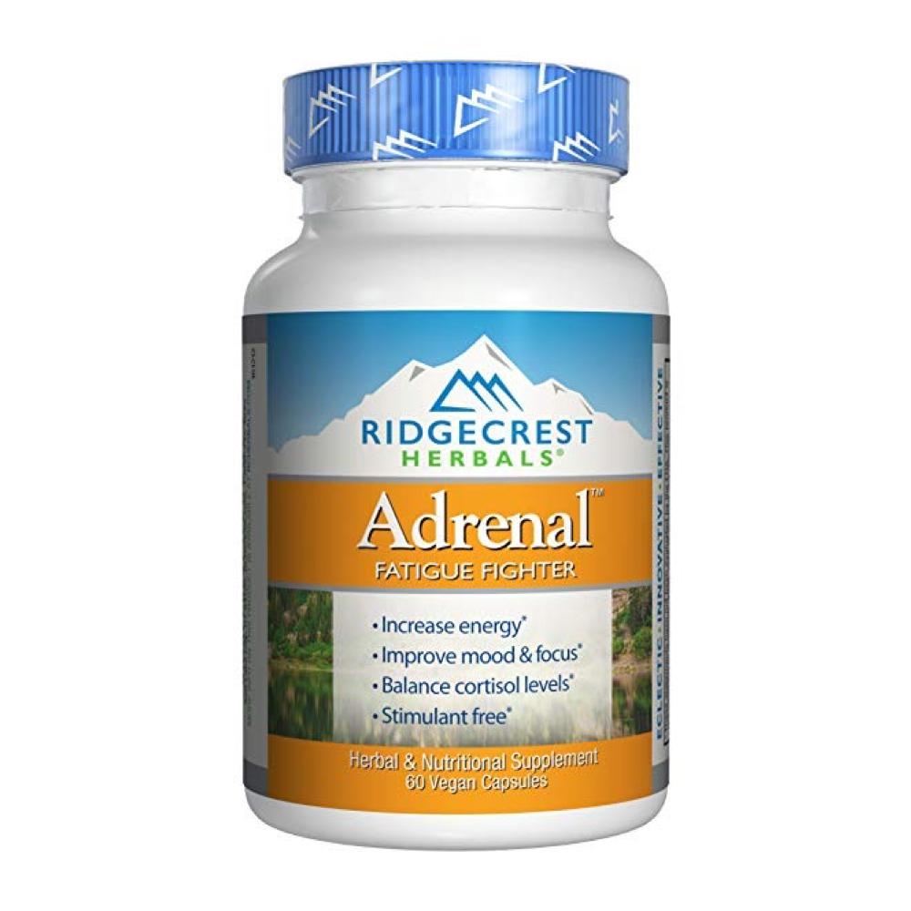 Ridgecrest Herbals Adrenal Fatigue Fighter -