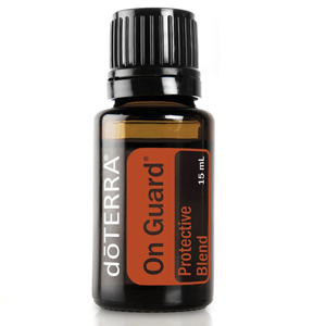 4. doTERRA On Guard essential oil - Forget that it's a best-selling essential oil, that it energizes and uplifts the spirit, or that it has the power to clean and purify the air. What we really love about this essential oil is how it supports the immune system: by fighting off environmental and seasonal threats.