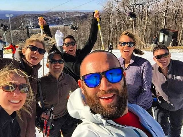 Sometimes, we like to trade in our hiking boots for skis and boards. Would anyone be interested in joining us for some Trails & Ales on the slopes this winter? If so, which driving distance ski resorts are your favorites? We're still in the planning process, so your opinions are essential!  #trailsandalesdc #hikelocaldrinklocal #prayforsnow #shredthegnar