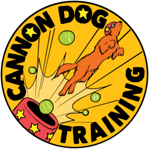 Cannon Dog Training