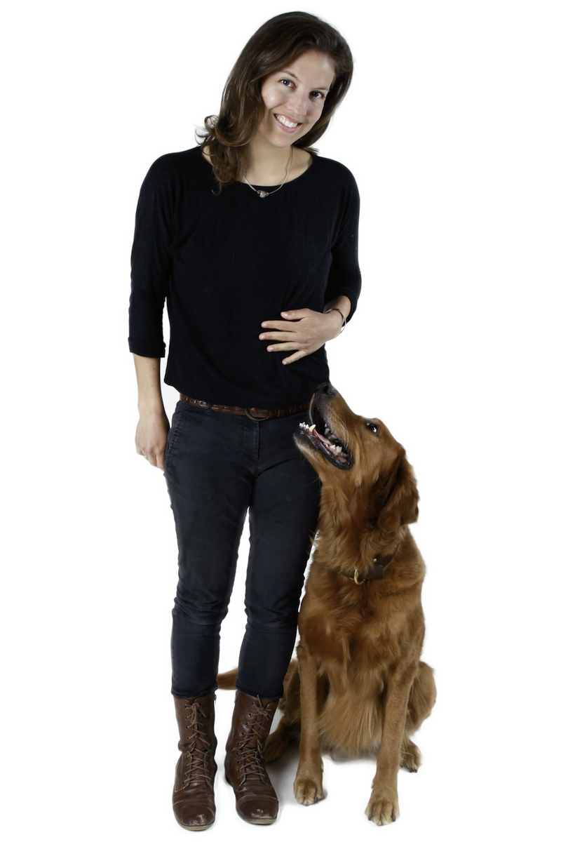 Tania Lanfer, Cannon Dog Training owner and professional dog trainer in Oakland, Piedmont, Montclair, Emeryville, and is one of the best Oakland dog trainers using positive reinforcement dog training.