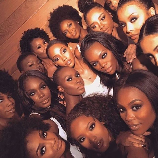 Queens 👑 #beauty #melanin #queens #skincare #flawlessla