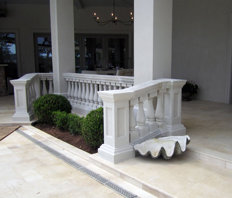 Cast Stone Balustrades-Seashore-B-005