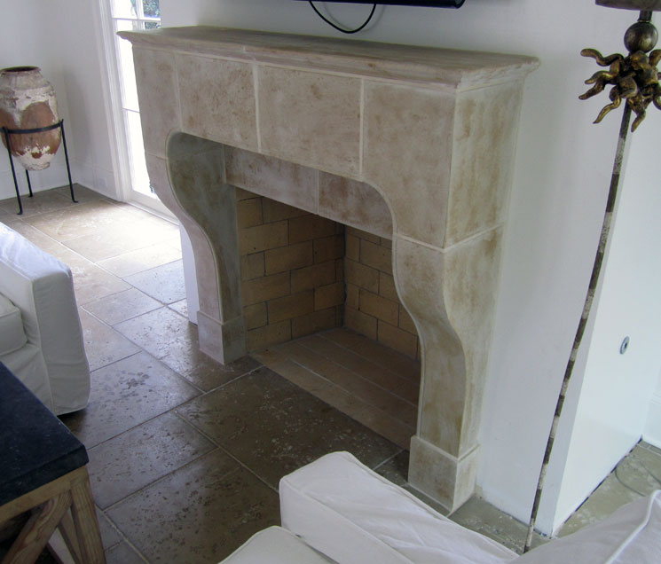 Cast Stone Fireplace-Jazz 2-008