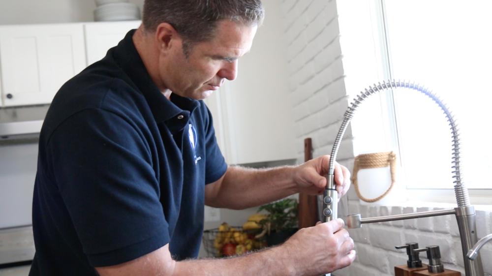 Faucet Repair -