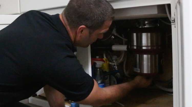 Garbage Disposal Repair -
