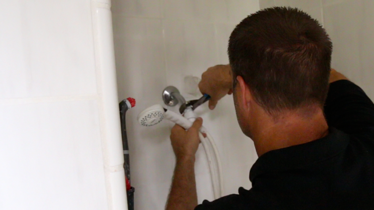 Shower Leak Repair -