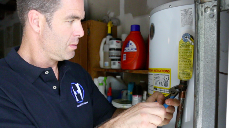 Water Heater Service -