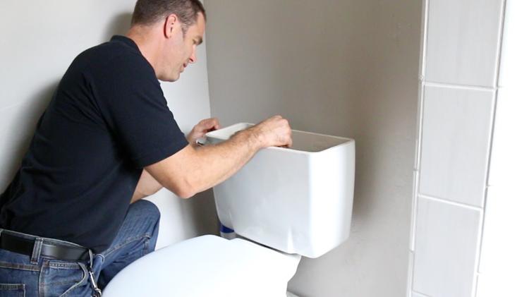 Toilet Repair -