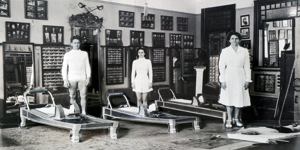 The Original Pilates Studio