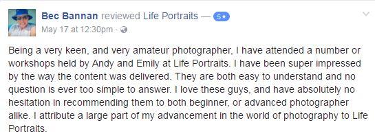 Life Portraits: Brisbane Portrait & Wedding Photography