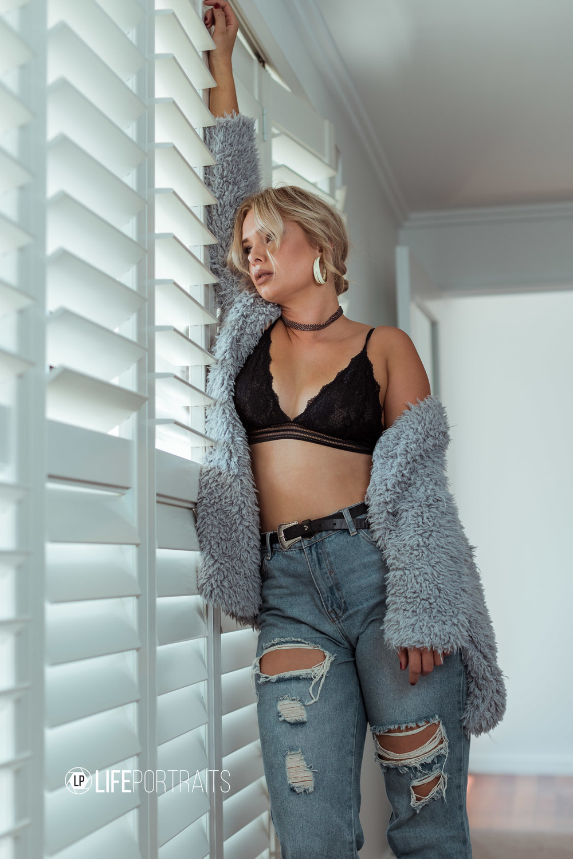 Brisbane Fitness, Glamour, Boudoir Photography Photographer