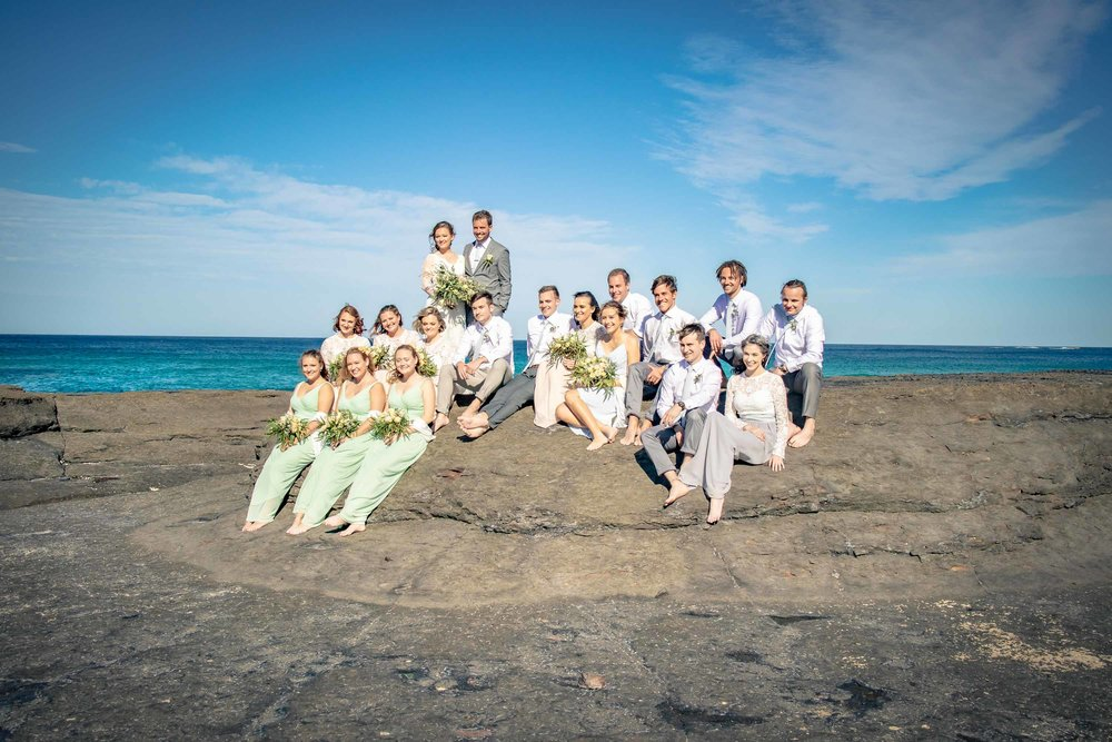 Brisbane Wedding Photography | Brisbane Portrait Photography | Leslie + Ben Wedding Sydney Mollymook