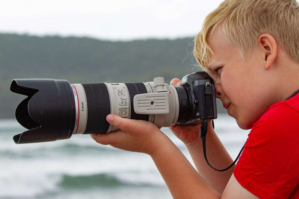 OMA Cycloe Brisbane Portrait Photographer | Brisbane Family Phot