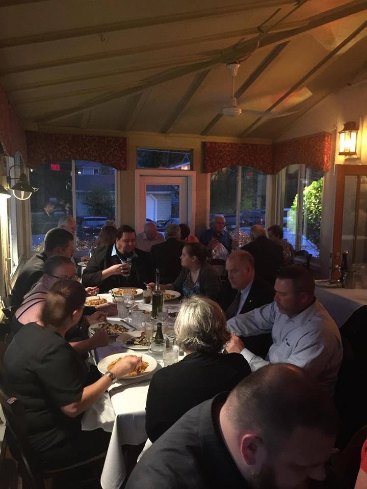 2017 Libertyville Lodge Date Night at Ristorante Bottaio