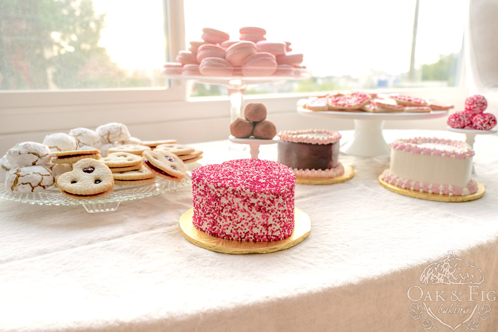party and event desserts