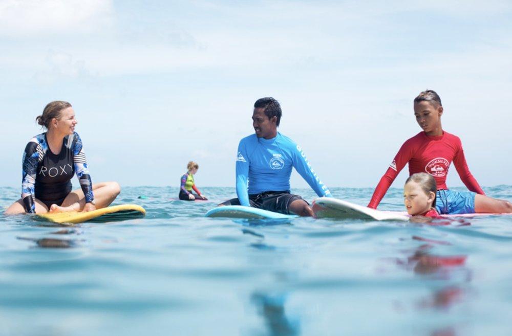 Quicksilver Surf Bali